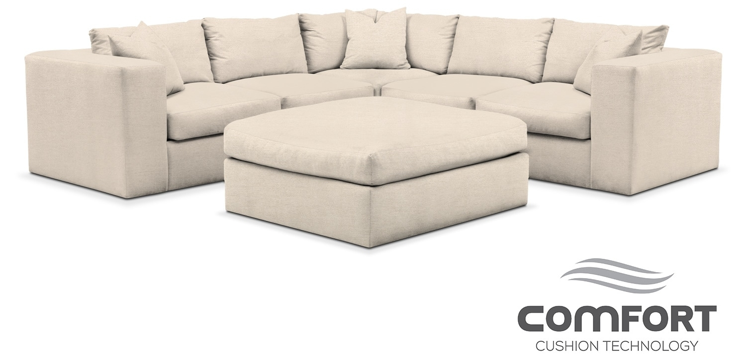 Beautiful Newport 3 Piece Power Reclining Sofa With Console Light With Taron 3 Piece Power Reclining Sectionals With Right Facing Console Loveseat (Image 5 of 20)