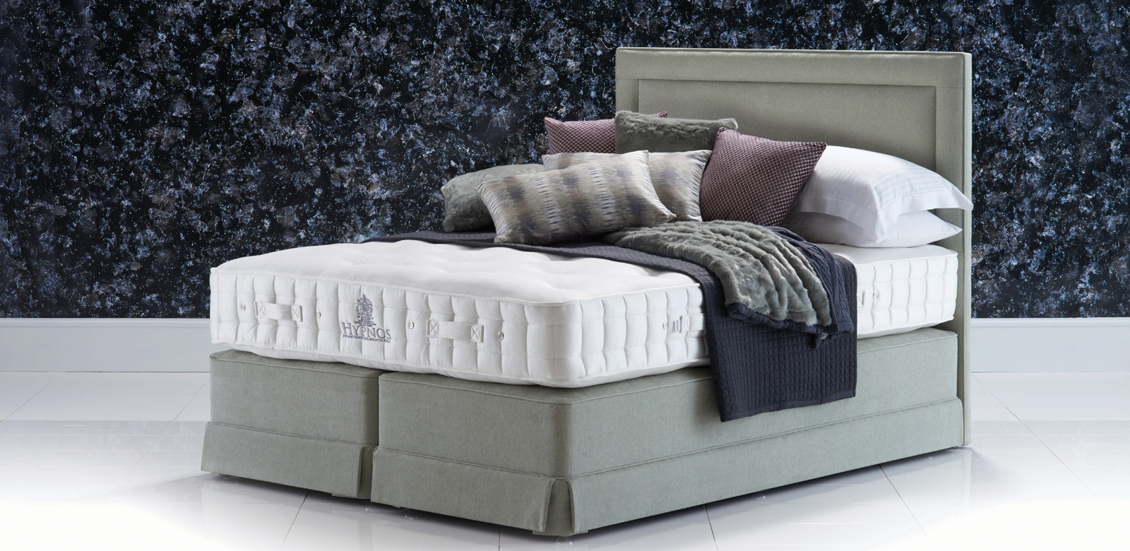 Beautyrest Aspen Plush Mattress Inspirational The Natural Fort Inside Mcdade Graphite 2 Piece Sectionals With Raf Chaise (Image 4 of 25)