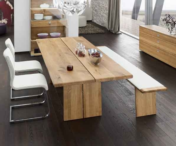 Beech Dining Tables | Solid Beech Furniture | Wharfside Within Beech Dining Tables And Chairs (View 4 of 25)