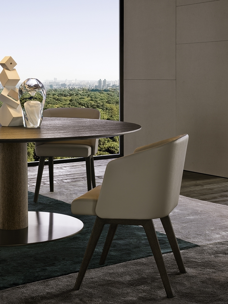 "Bellagio ""dining"" – Minotti   Dedece Within Bellagio Dining Tables (Image 2 of 25)"