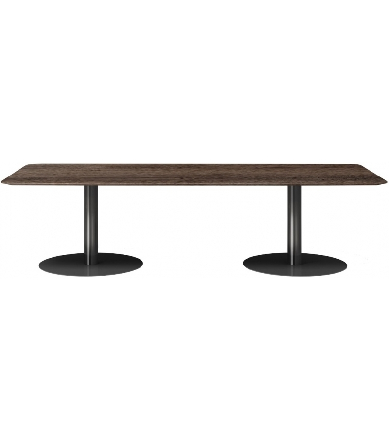 Bellagio Dining Pewter Minotti Table – Milia Shop With Regard To Bellagio Dining Tables (Image 7 of 25)