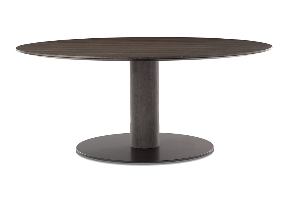 Bellagio Dining Wood Minotti Table – Milia Shop Throughout Bellagio Dining Tables (View 5 of 25)
