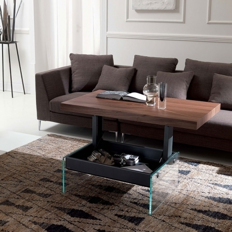 Bellagio Tableozzio Italia | Multifunctional Coffee Dining Table With Regard To Bellagio Dining Tables (View 9 of 25)