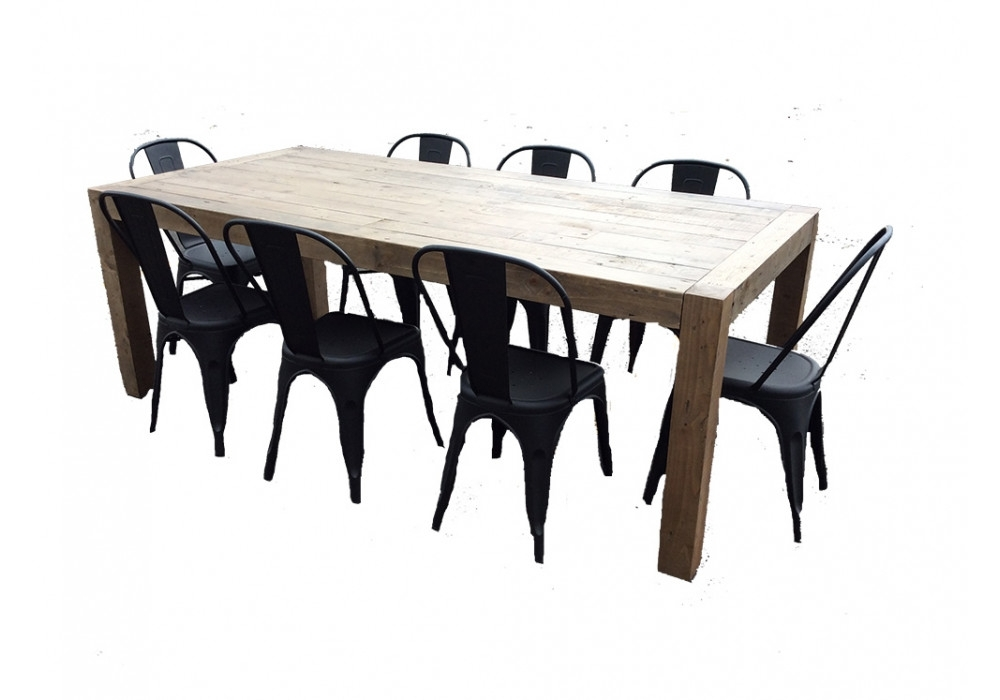 Benson 9Pce Dining Suite With Reni Chairs Regarding Benson Rectangle Dining Tables (Image 4 of 25)