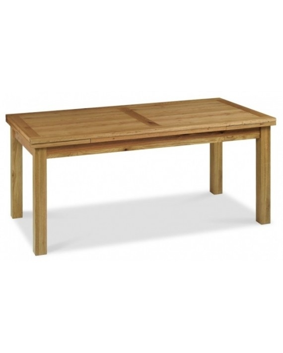 Bentley Designs – Provence 6 8 Draw Leaf Extension Dining Table Inside Provence Dining Tables (Image 4 of 25)
