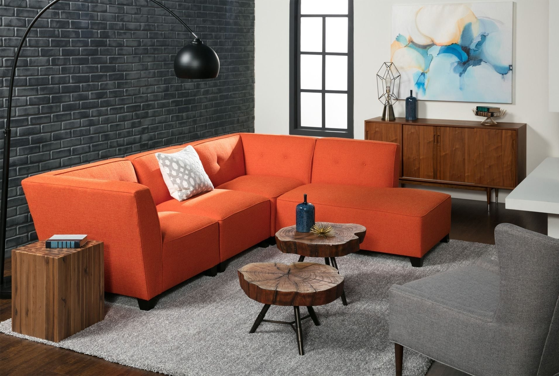 Benton 4 Piece Sectional | Remodel | Pinterest | Sweet House With Benton 4 Piece Sectionals (Image 6 of 25)