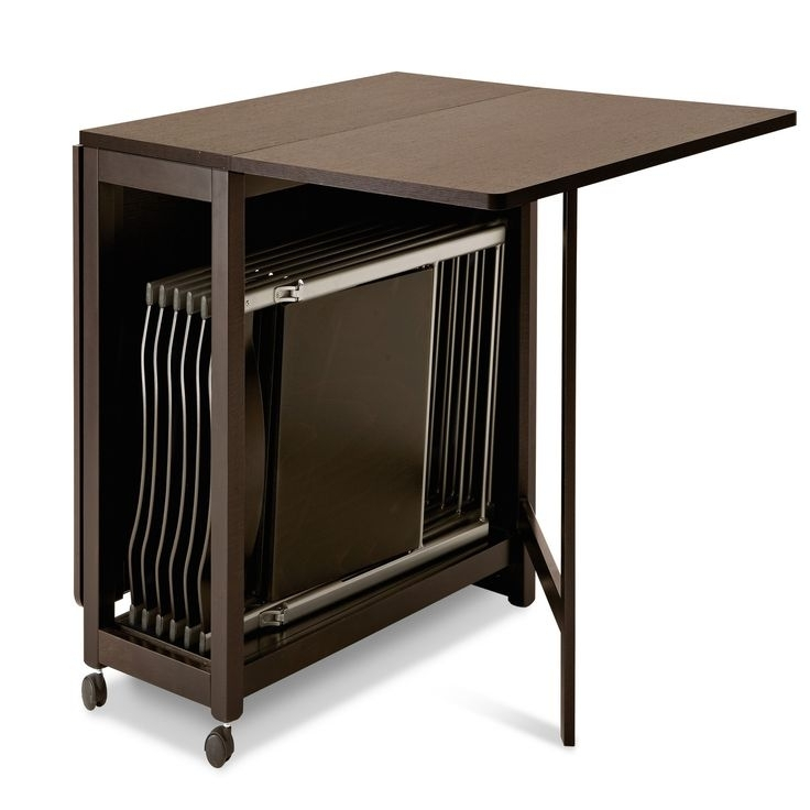 Best 25 Foldable Dining Table Ideas On Pinterest Foldable Table Fold Within Cheap Folding Dining Tables (Image 2 of 25)