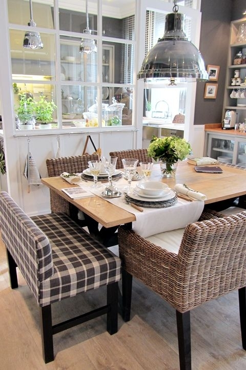 Best 37 Grey Living Images On Pinterest | Sweet Home, Apartments And Intended For Bale Rustic Grey 7 Piece Dining Sets With Pearson White Side Chairs (Image 12 of 25)