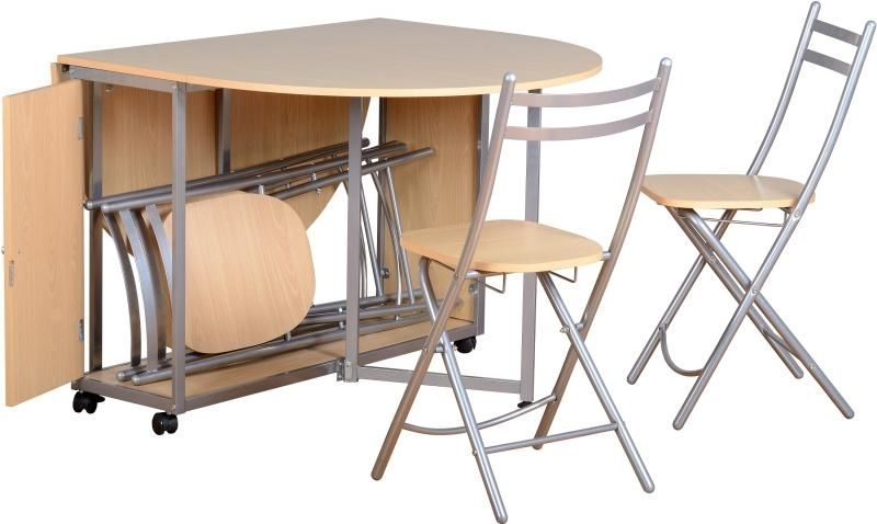 Best Folding Dining Table And Chairs Set Furniture Oval Folding For Oval Folding Dining Tables (Image 5 of 25)