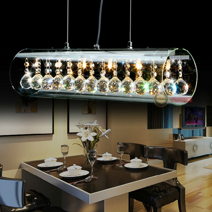 Best Led Dining Room Lighting Popular Led Dining Table Buy Cheap Led With Led Dining Tables Lights (Image 4 of 25)