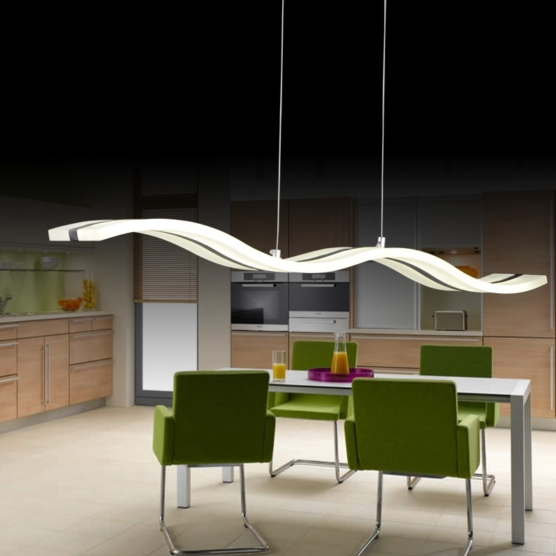 Best Led Dining Table Lights Area — Room Decors And Design For Led Dining Tables Lights (Image 5 of 25)
