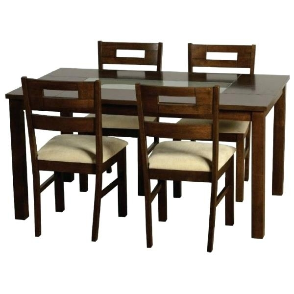 Bestseller 4 Dining Table Set Online For Seater Under 10000 Sets Within Cheap Glass Dining Tables And 4 Chairs (View 9 of 25)