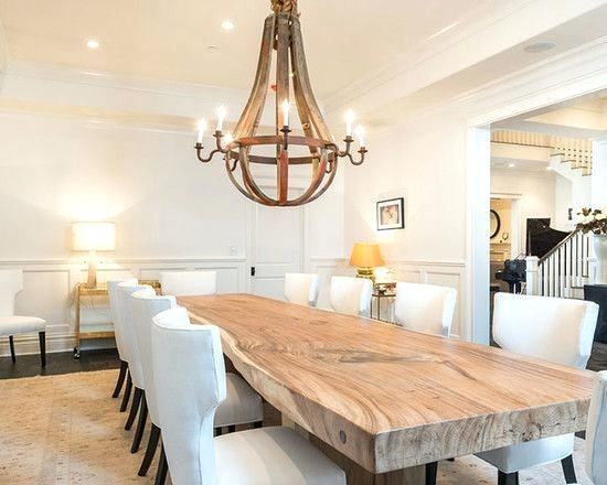 Big Dining Table Big Dining Room Table Sets – Farmtoeveryfork Throughout Big Dining Tables For Sale (View 11 of 25)