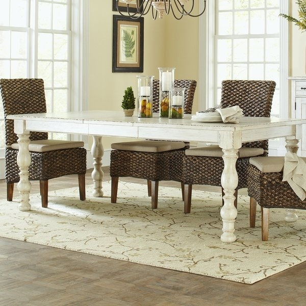 Birch Lane™ Clearbrook Extending Dining Table & Reviews | Wayfair Inside Extending Dining Sets (Image 2 of 25)