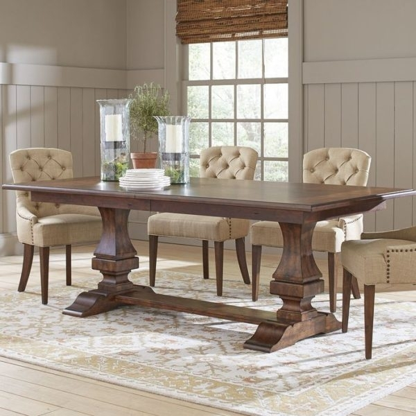 Birch Lane | Schaffer Dining Table | Shop Home Decor | Art & Home Within Birch Dining Tables (Image 7 of 25)