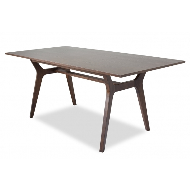 Birch Mid Century Modern Dining Table (Ef Z3 Dt006)Edloe Finch For Birch Dining Tables (Image 8 of 25)