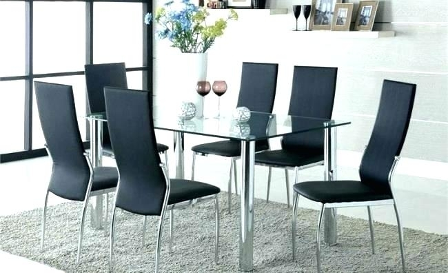 Black Breakfast Table – Getdotcom Throughout Magnolia Home Breakfast Round Black Dining Tables (View 25 of 25)