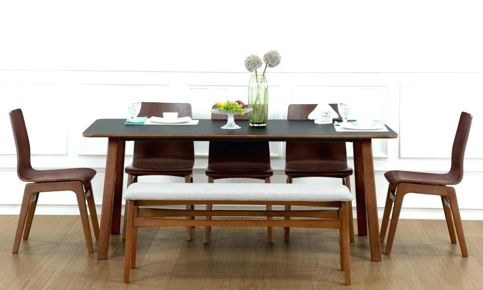 Black Dining Room Table And 6 Chairs Awesome Innovative Stunning Regarding Round 6 Person Dining Tables (Image 8 of 25)