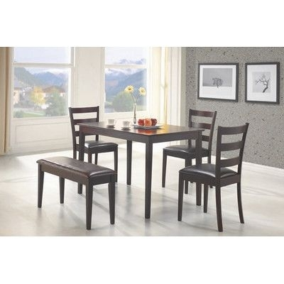 Black Dining Room Tables – Mystical.brandforesight (View 23 of 25)