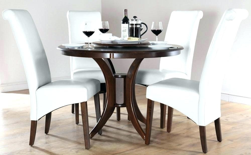 Black Round Dining Table – Payoneer (Image 5 of 25)