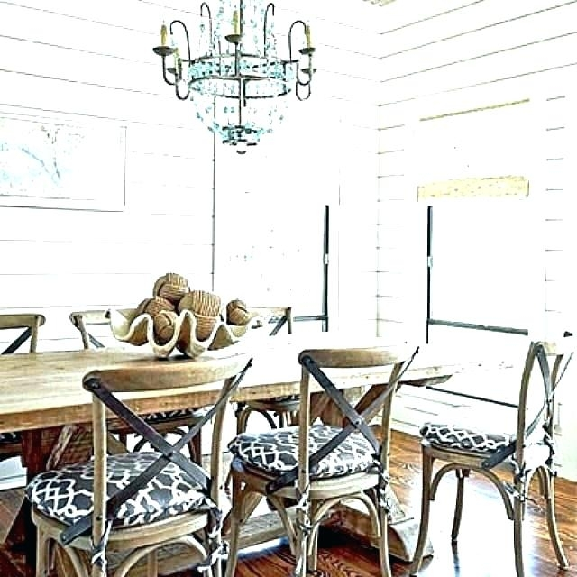 Blue Dining Table Coastal Dining Room Ideas Coastal Room Ideas In Coastal Dining Tables (Image 10 of 25)