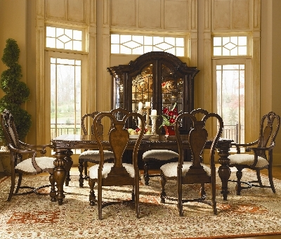 Bolero Dining Set Universal Furniture With Universal Dining Tables (Image 5 of 25)