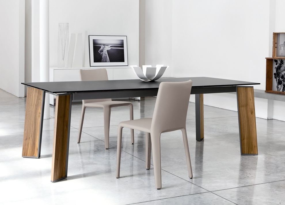 Bonaldo Flag Table | Contemporary Dining Tables | Dining Furniture Pertaining To Contemporary Dining Furniture (Image 2 of 25)