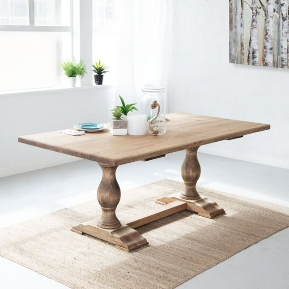 Bordeaux Dining Table  (Image 10 of 25)