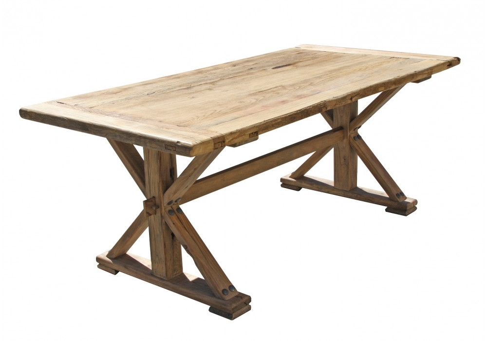 Bordeaux Dining Table – 240 X 100 Cm Throughout Bordeaux Dining Tables (Image 9 of 25)