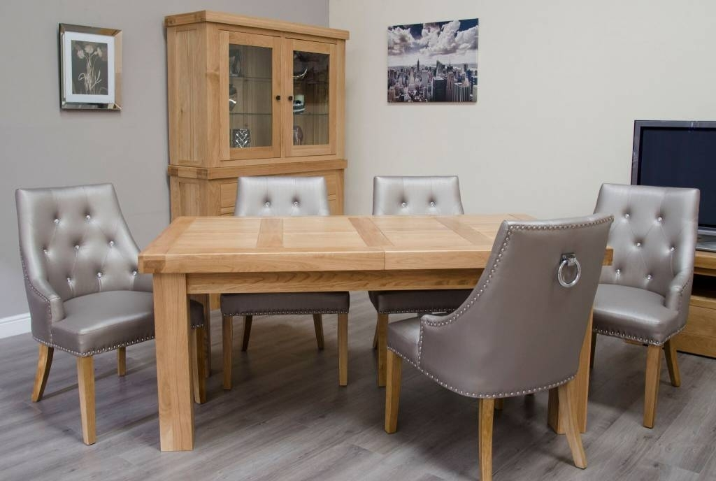 Bordeaux Oak Large Dining Table – Freitaslaf Net Ltd With Bordeaux Dining Tables (Image 14 of 25)