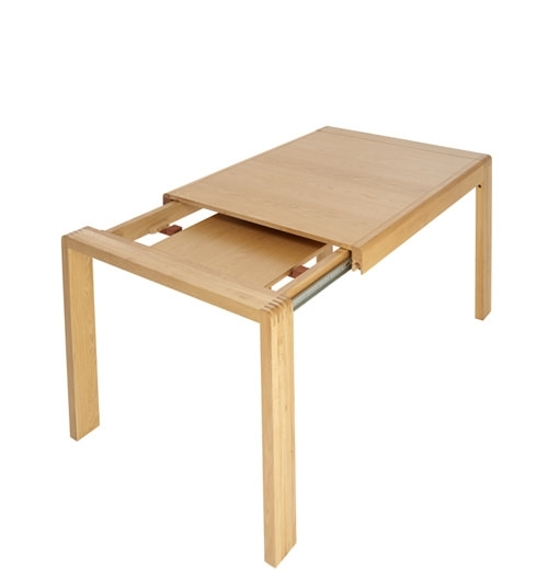 Bosco Small Extending Dining Table – Dining Tables – Ercol Furniture In Small Extendable Dining Table Sets (Image 2 of 25)