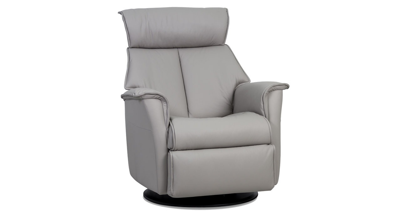 Boss • Texas Leather Interiors Furniture And Accessories Regarding Travis Dk Grey Leather 6 Piece Power Reclining Sectionals With Power Headrest & Usb (Image 1 of 25)