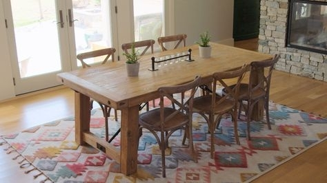 Bradford 7 Piece Dining Set W/bardstown Side Chairs | Home In Bradford 7 Piece Dining Sets With Bardstown Side Chairs (Image 13 of 25)