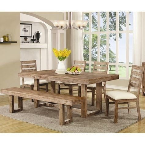 Bradford 7 Piece Dining Set W/bardstown Side Chairs | Home Throughout Bradford 7 Piece Dining Sets With Bardstown Side Chairs (View 11 of 25)