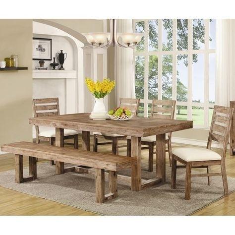 Bradford 7 Piece Dining Set W/bardstown Side Chairs | Home Throughout Bradford 7 Piece Dining Sets With Bardstown Side Chairs (Image 15 of 25)