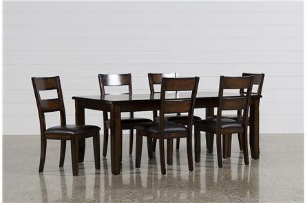 Bradford 7 Piece Dining Set W/bardstown Side Chairs | Ideas For Within Bradford 7 Piece Dining Sets With Bardstown Side Chairs (View 3 of 25)