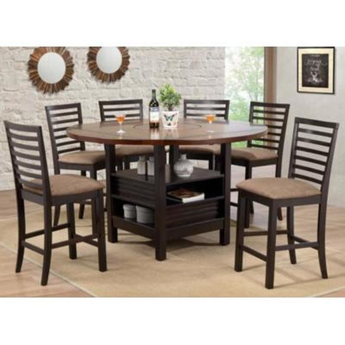 Bradford Dining Room Furniture – Domainmichael With Regard To Bradford 7 Piece Dining Sets With Bardstown Side Chairs (Image 17 of 25)