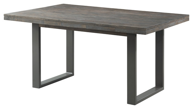 Bradford Dining Table – Industrial – Dining Tables  Picket House Intended For Bradford Dining Tables (Image 8 of 25)