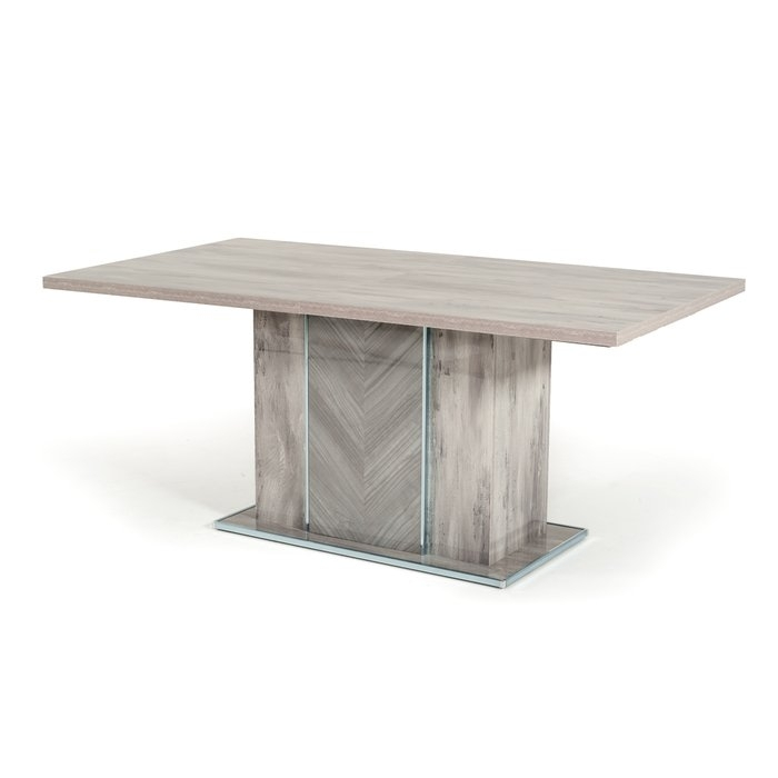 Brayden Studio Labombard Modern Extendable Drop Leaf Dining Table Regarding Drop Leaf Extendable Dining Tables (View 5 of 25)