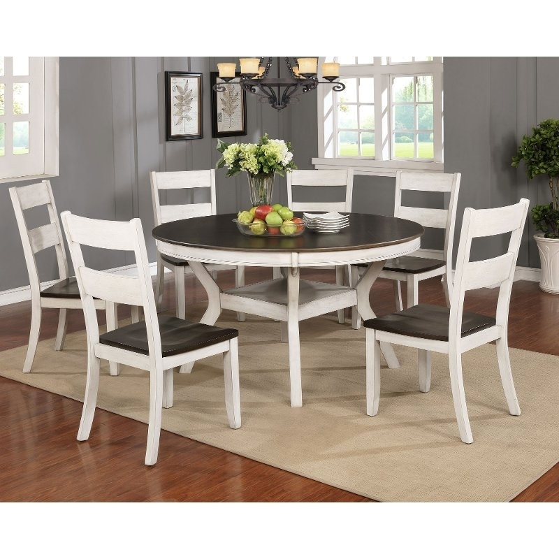 Breathtaking 7 Piece Dining Set With Bench Tips | Bank Of Ideas Intended For Partridge 7 Piece Dining Sets (Image 9 of 25)