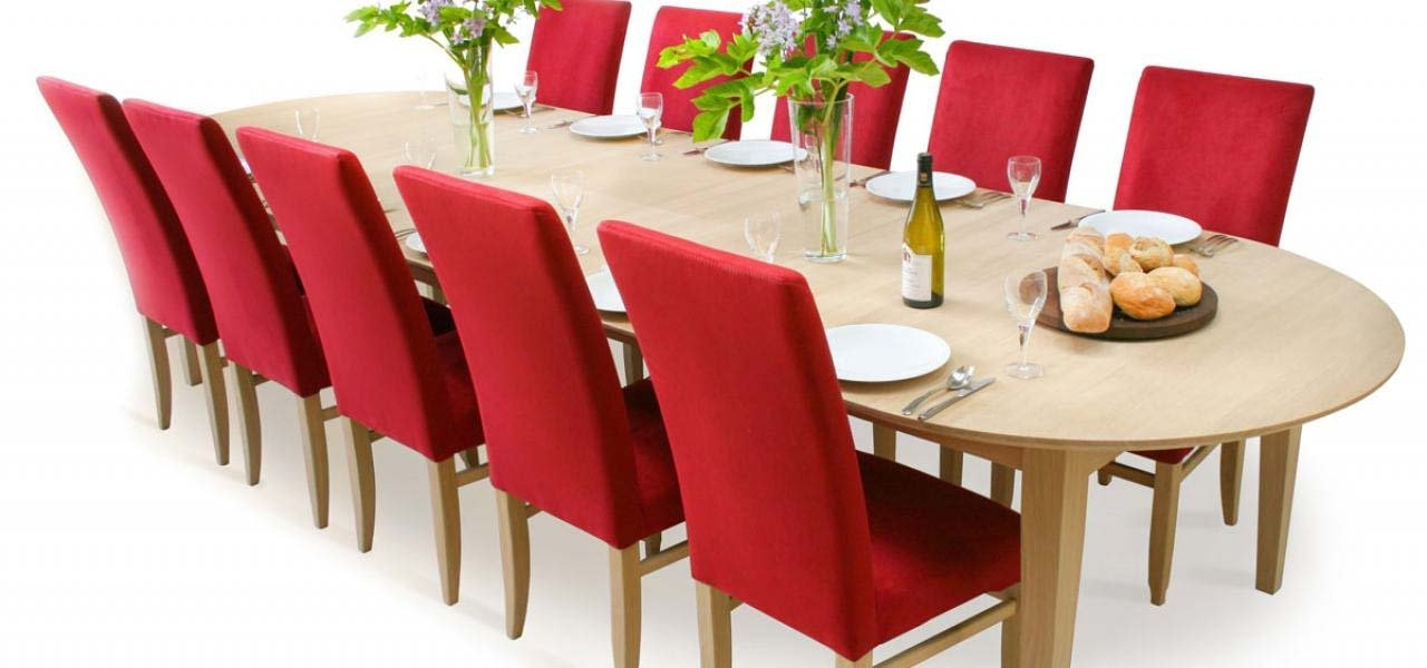 Bridge Oval Dining Table | Round Extending Dining Table In Round Dining Tables Extends To Oval (Image 1 of 25)