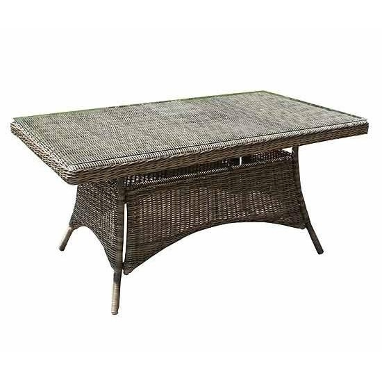 Bridgman Mayfair Rectangular 160Cm Dining Table & Glass With Regard To Mayfair Dining Tables (View 11 of 25)