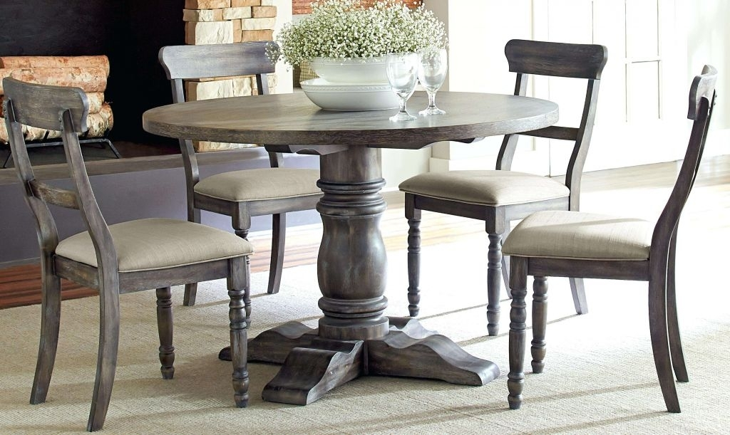 Bristol Dining Table Luxury Marvelous Round Breakfast Table Throughout Magnolia Home English Country Oval Dining Tables (Image 5 of 25)