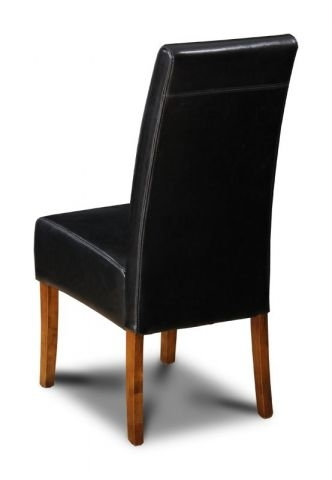 Brown Leather Dining Chair From The Uk Throughout Brown Leather Dining Chairs (Image 7 of 25)