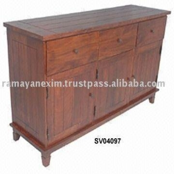 Buffet,home Furniture,dining Room Furniture,sideboard,indian Wooden Regarding Indian Wood Dining Tables (View 21 of 25)