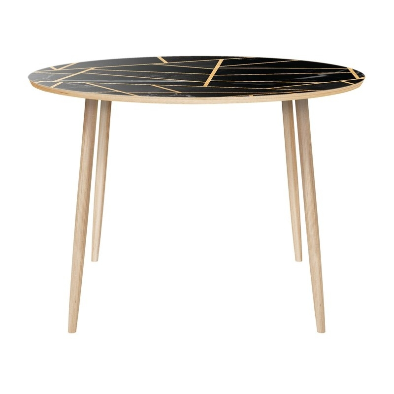 Bungalow Rose Milton Dining Table | Wayfair Inside Milton Dining Tables (Image 1 of 25)