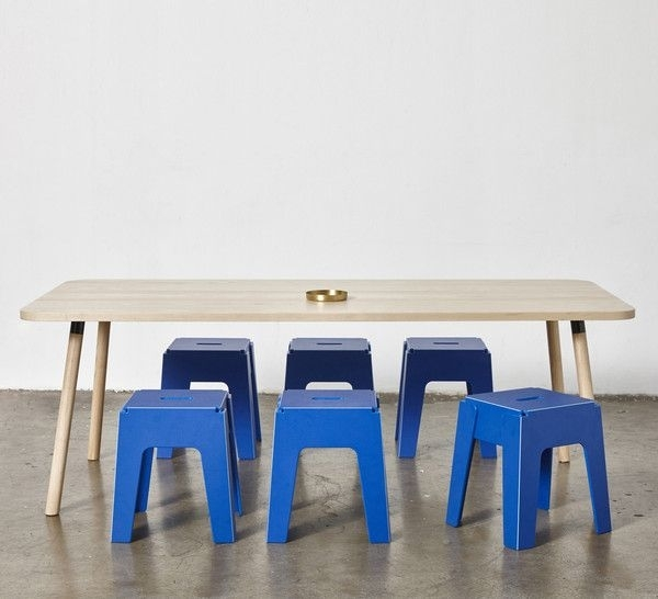 Butter Stool | Stools, Lead Time And Ranges Regarding Partridge Dining Tables (View 9 of 25)