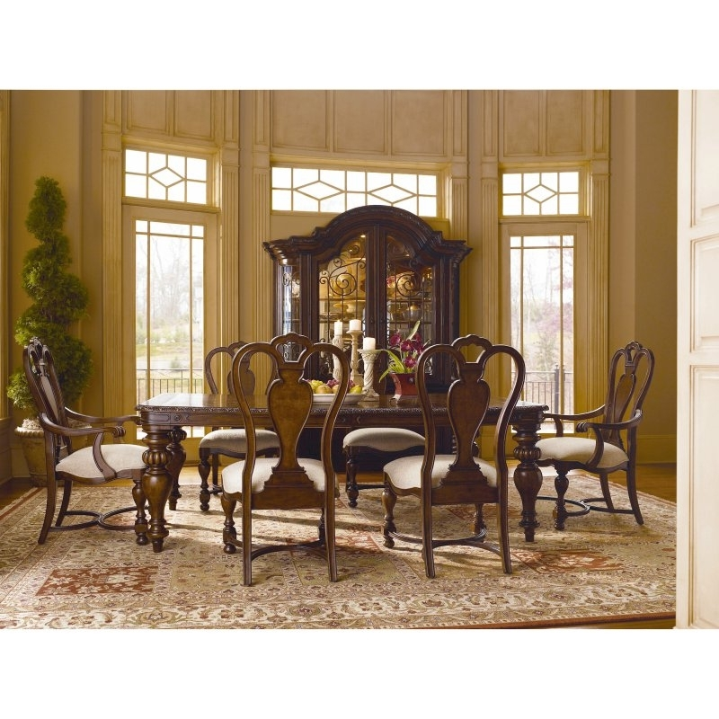 Buy Bolero Seville 7 Piece Dining Set From Universal Furniture With Universal Dining Tables (View 18 of 25)