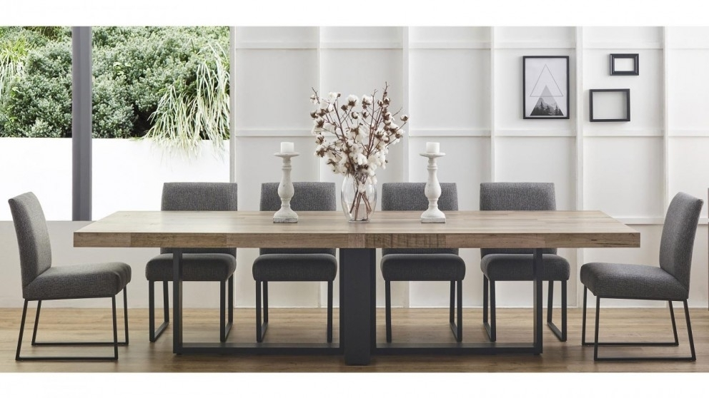 Buy Brandon 300Cm Rectangular Dining Table | Harvey Norman Au With Regard To Harvey Dining Tables (Image 5 of 25)
