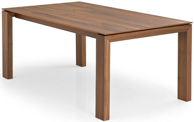 Buy Connubia Sigma Wooden Rectangular Drop Leaf Extending Dining Regarding Drop Leaf Extendable Dining Tables (Image 6 of 25)